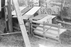 Balsall Heath Malvern St Adventure Playground 1975. Image courtesy of Mick Turner.