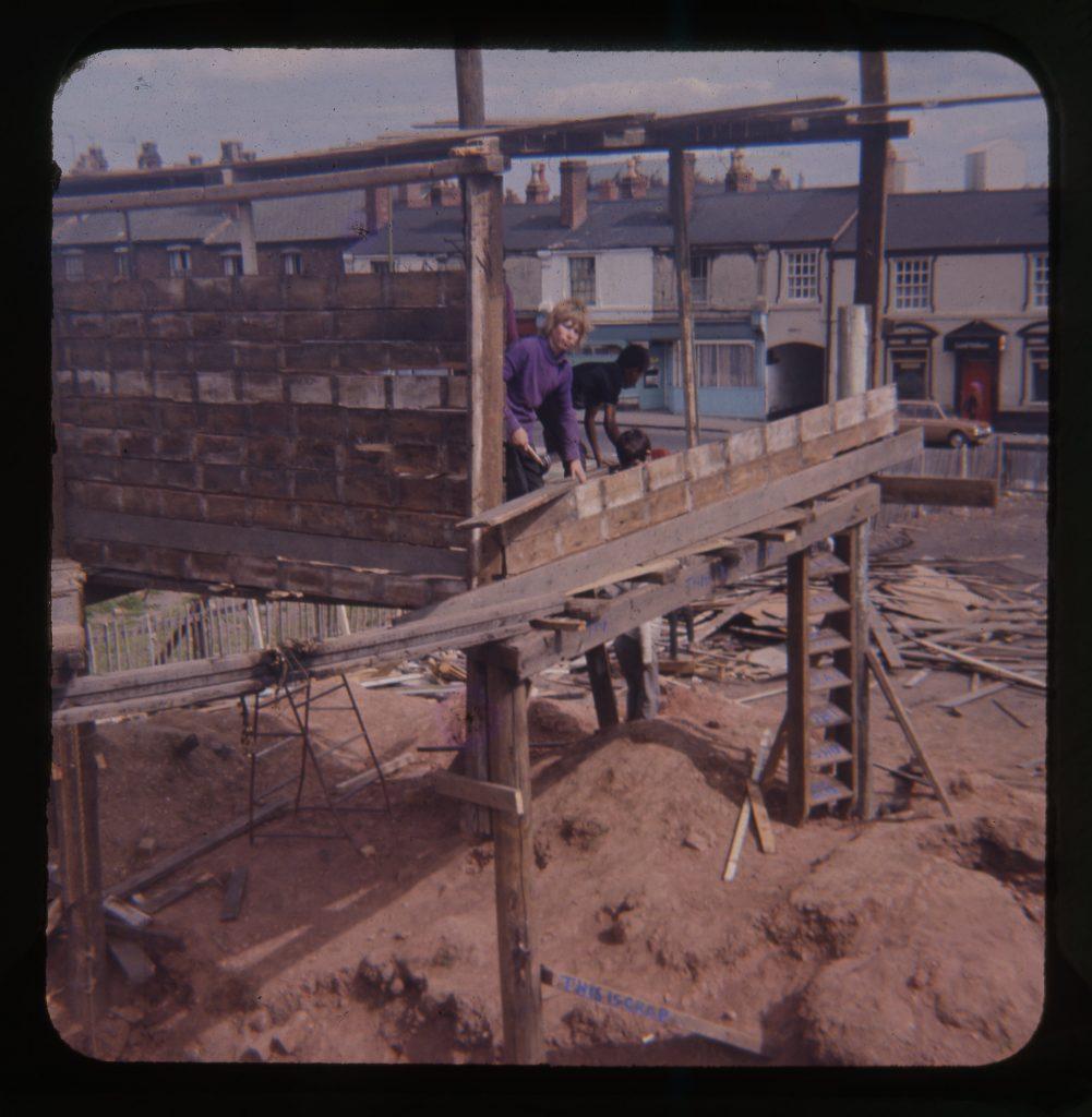 Handsworth Adventure Playground, early 1970s.