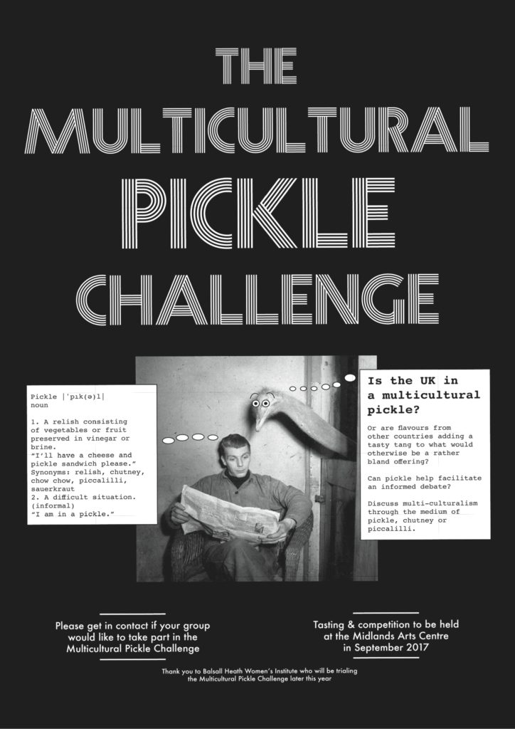 General Public | The Multi-Cultural Pickle Challenge